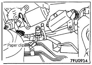 Engine: Adjust Idle Speed - 3000GT/Stealth Wiki