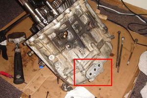 Transmission: Rebuild 5-Speed AWD Getrag - 3000GT/Stealth Wiki