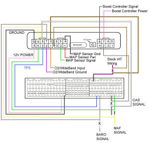 Tuning  Install MAF Translator Pro  MAFT Pro   3000GT