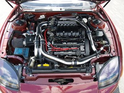 Vr4 Engine Specs Turbs3000-3000gt-vr4-engine