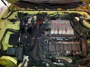 Mitsubishi 3000gt questions engine & transmission swap cargurus.