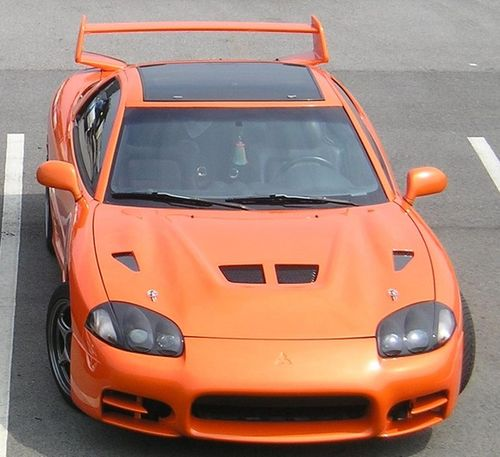 1992 Mitsubishi 3000gt Camshaft: Crosive (Josh Hubbert)